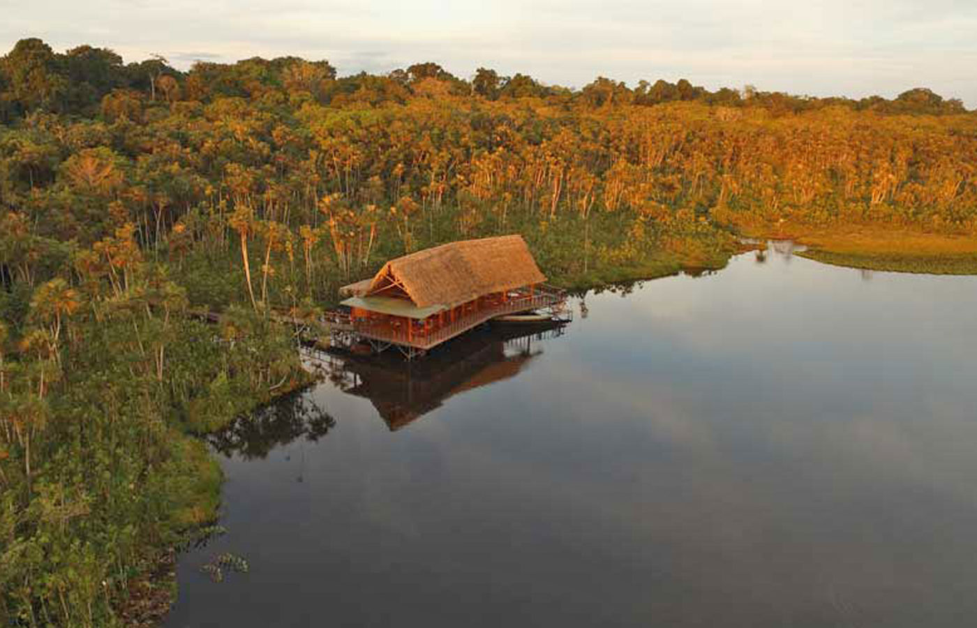 La Selva Jungle Lodge, Ecuadorian Amazon, Ecuador