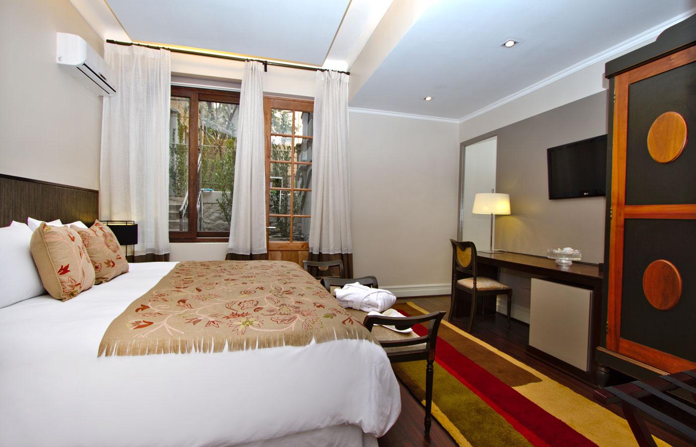 Deluxe Room, Hotel Casa Bueras, Santiago, Chile
