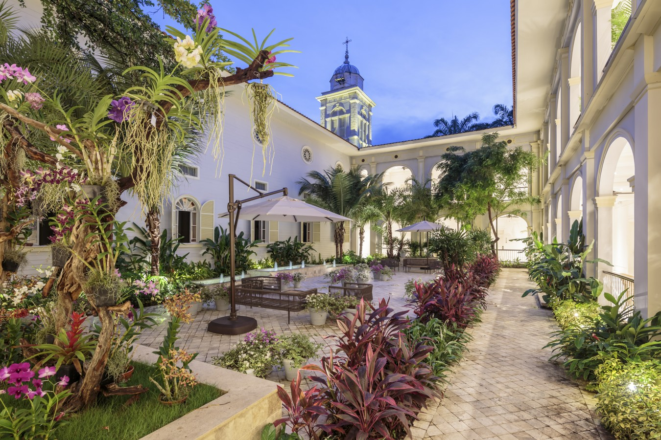 Hotel del Parque, Guayaquil - Luxury holiday to Ecuador