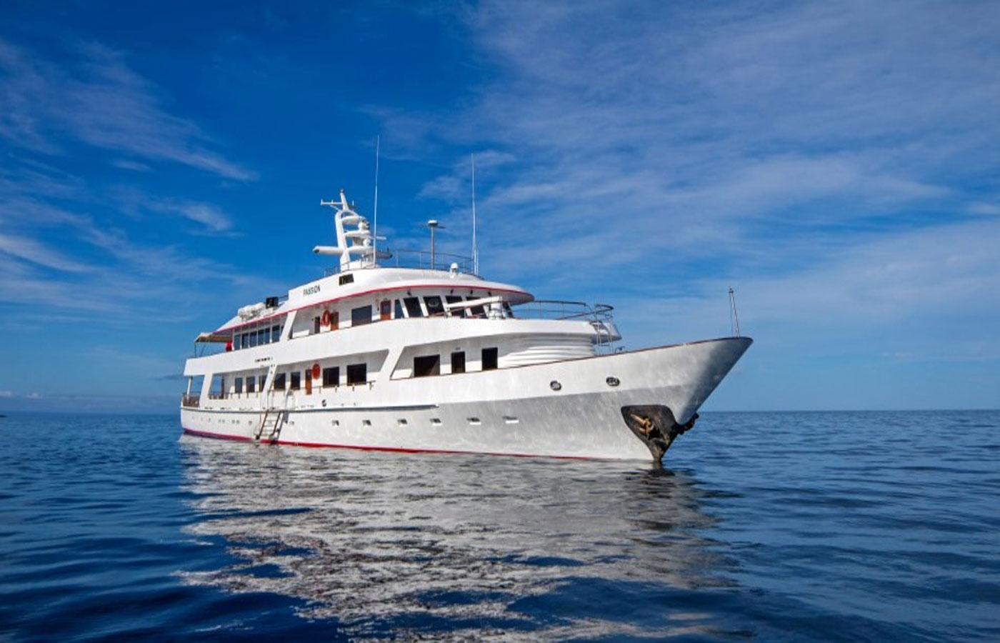Passion Galapagos Boat Ecuador