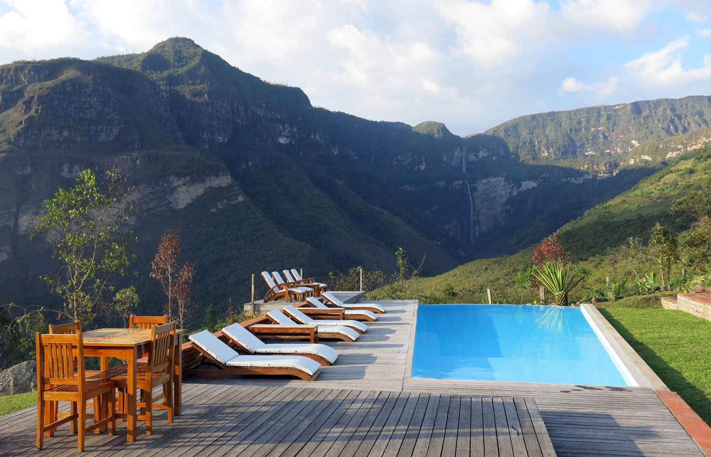 Gocta Lodge - Luxury holiday to Peru