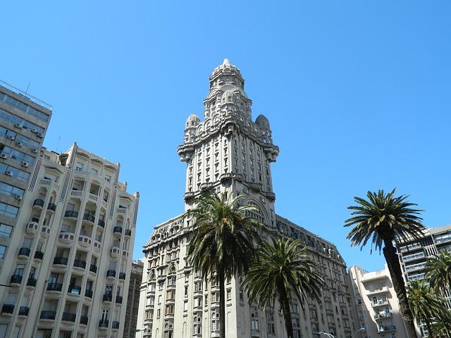 Palacio Salvo, Montevideo - Luxury holidays to Uruguay