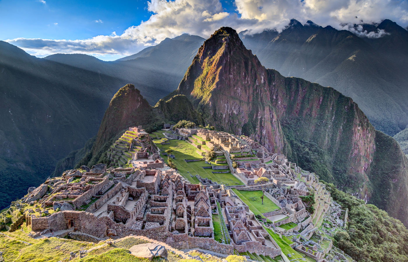 Luxury holidays to Peru