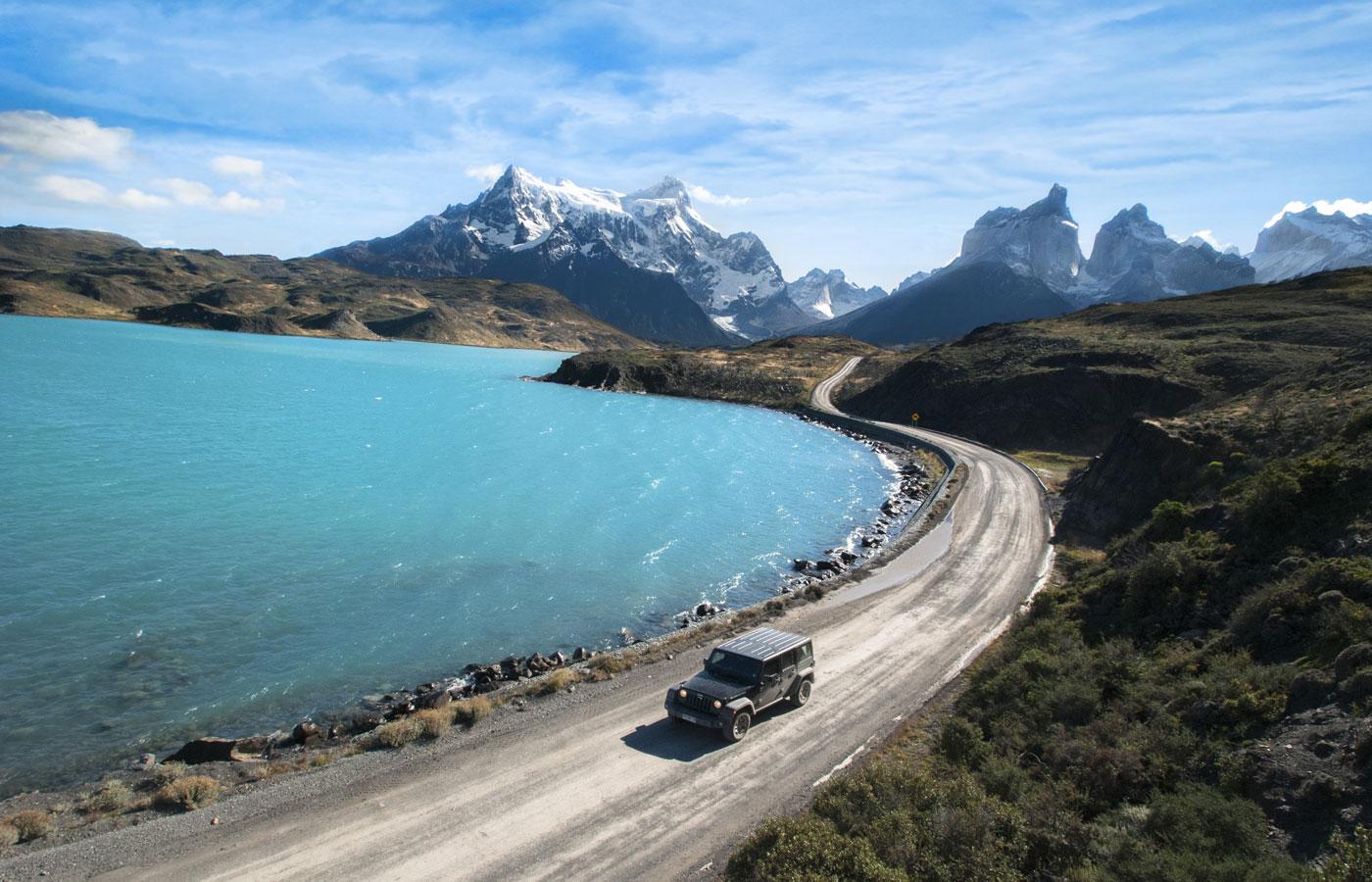 Self Drive in Patagonia