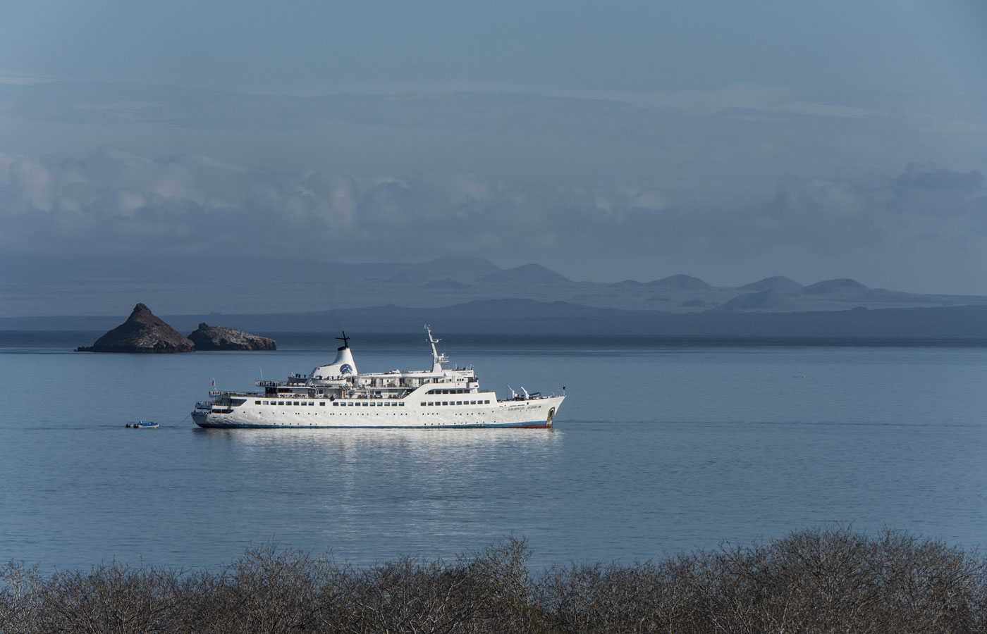 The Galapagos Legend - Exterior View - Luxury holidays in the Galapagos