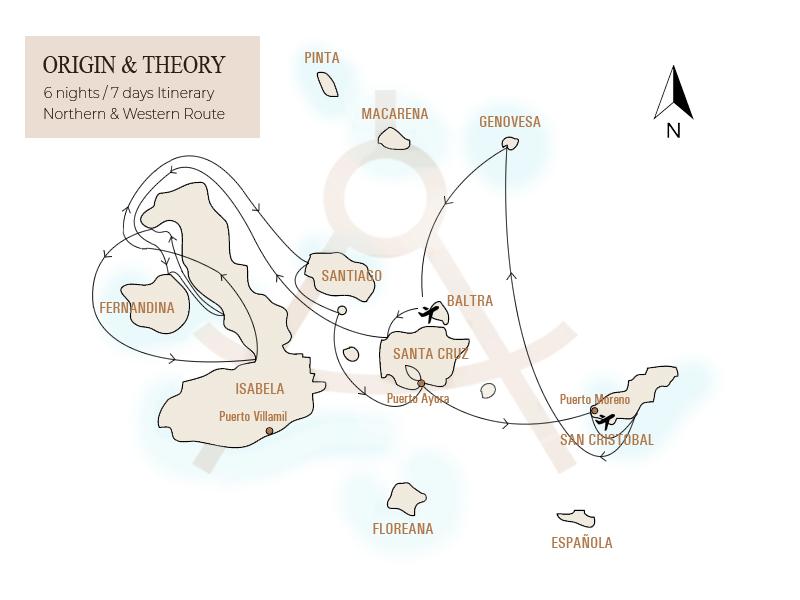 Origin Itinerary 1