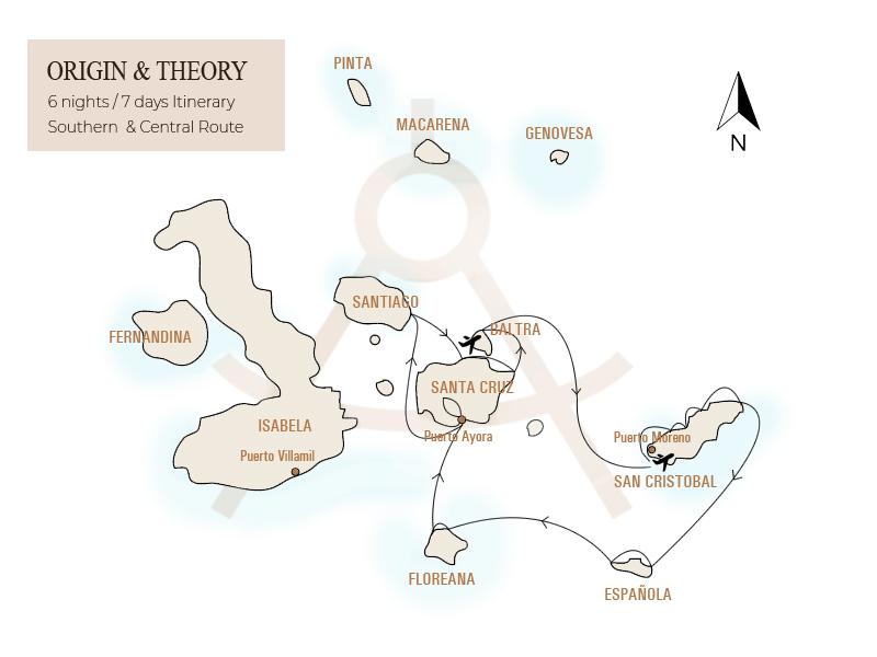 Origin Itinerary 2