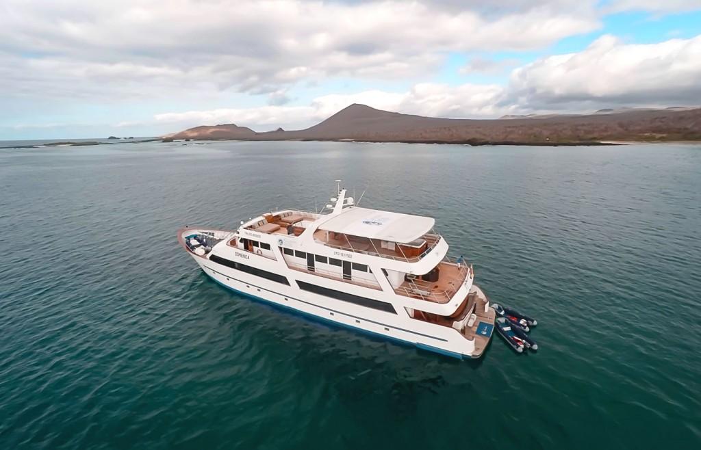 Sea Star Journey, Galapagos