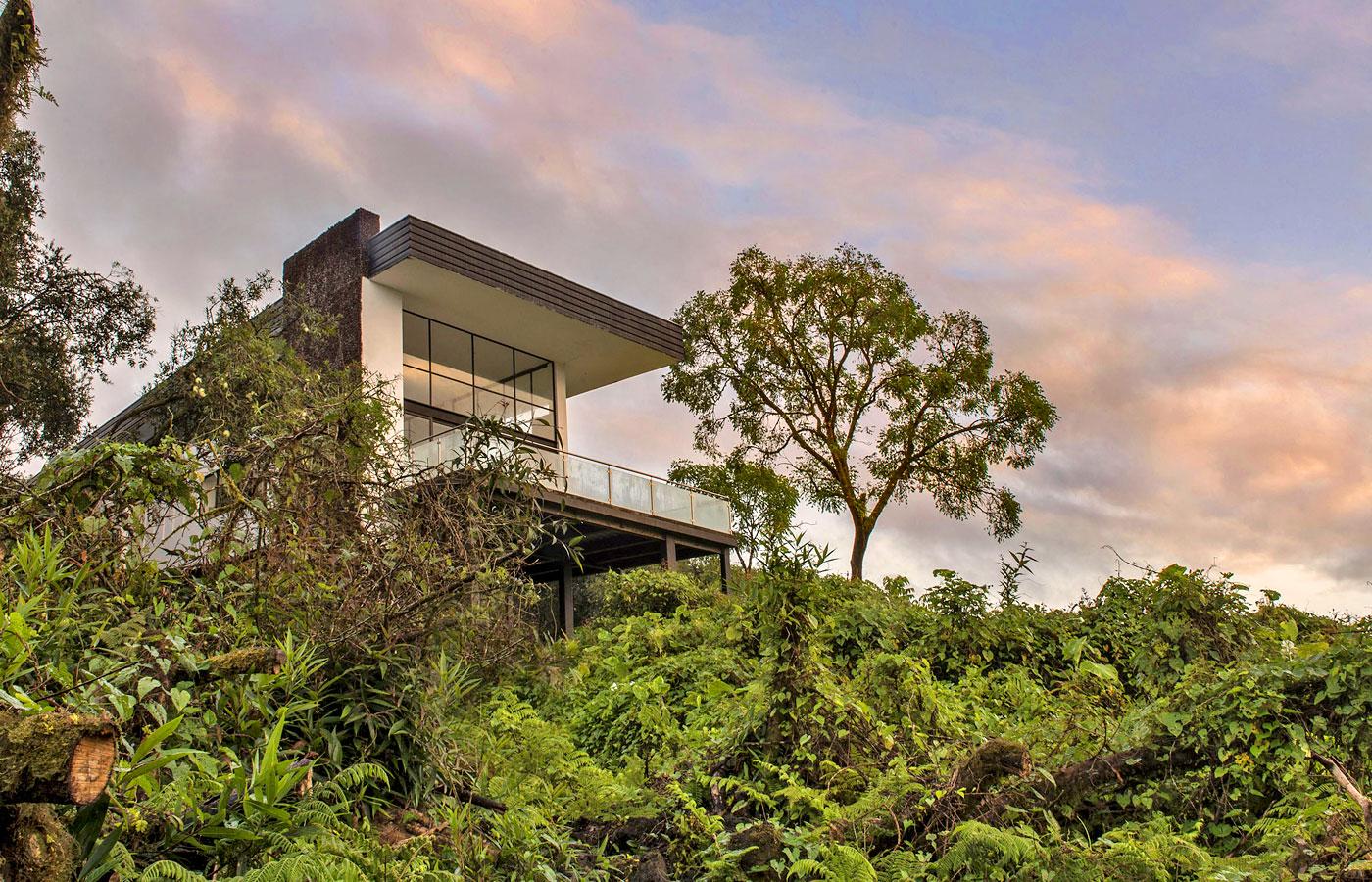 Scalesia Lodge, Galapagos