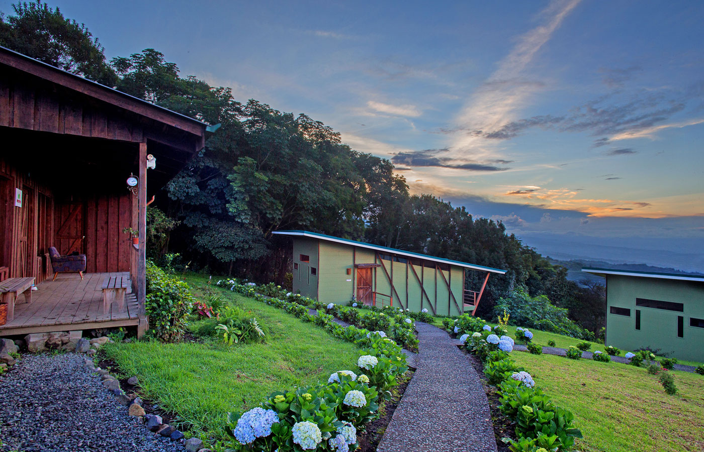 Chayote Lodge, Costa Rica