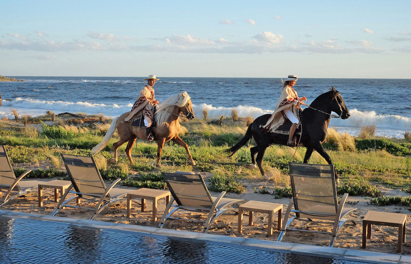 Luxury holiday to Uruguay
