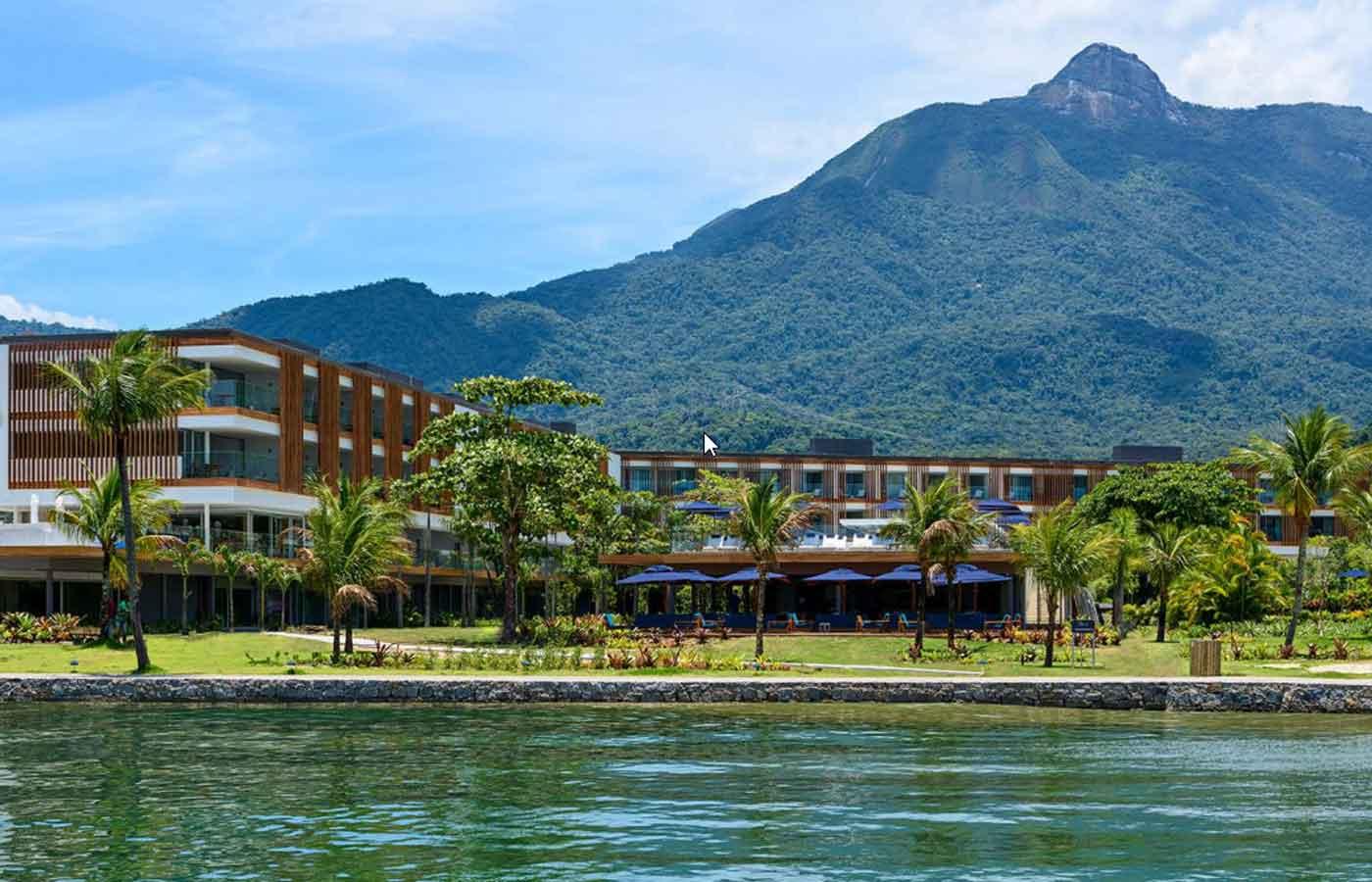 Fasano Angra dos Reis- Luxury beach hotel in Frade, Brazil