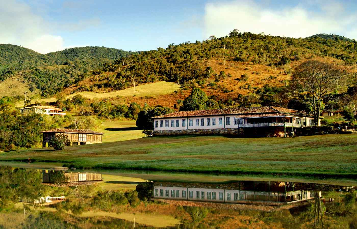 Reserva do Ibitipoca - luxury countryside retreat, Brazil