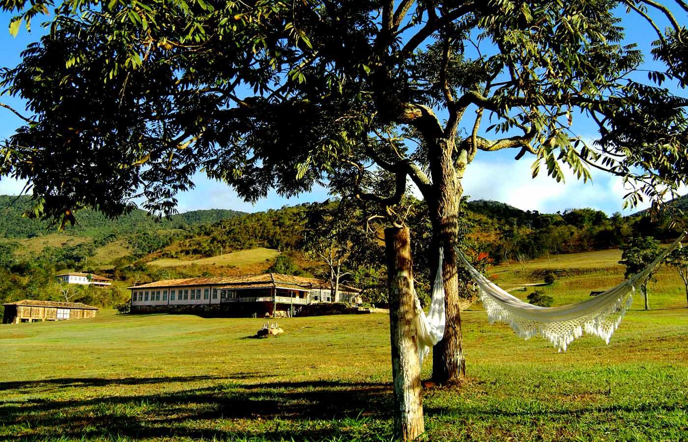 Reserva do Ibitipoca - luxury countryside retreat, Brazil