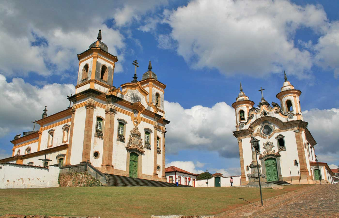 Luxury holidays to colonial Brazil