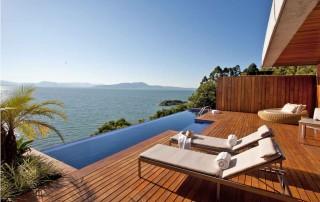 Ponta dos Ganchos Exclusive Beach Resort, Brazil
