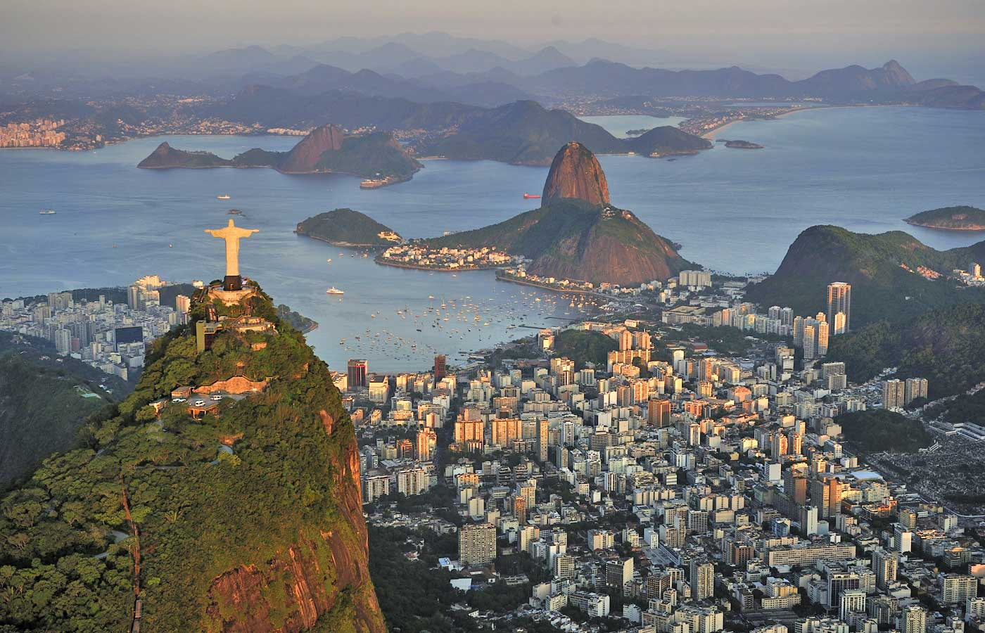 Luxury holidays to Rio de Janeiro