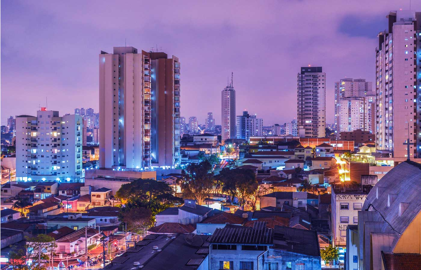 Luxury holidays to Sao Paulo