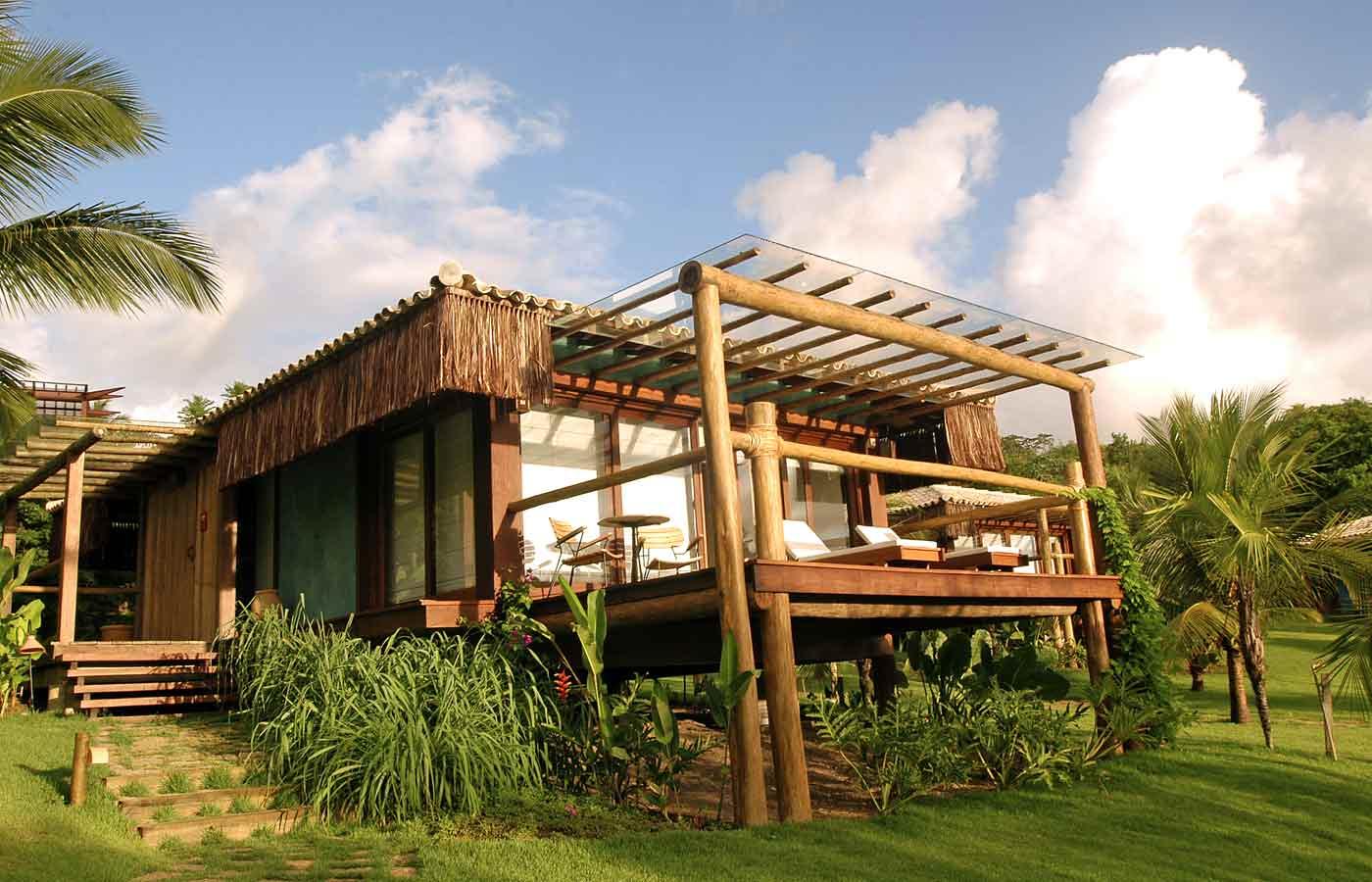 Txai Resort - Luxury Beach Resort in Bahia, Brazil