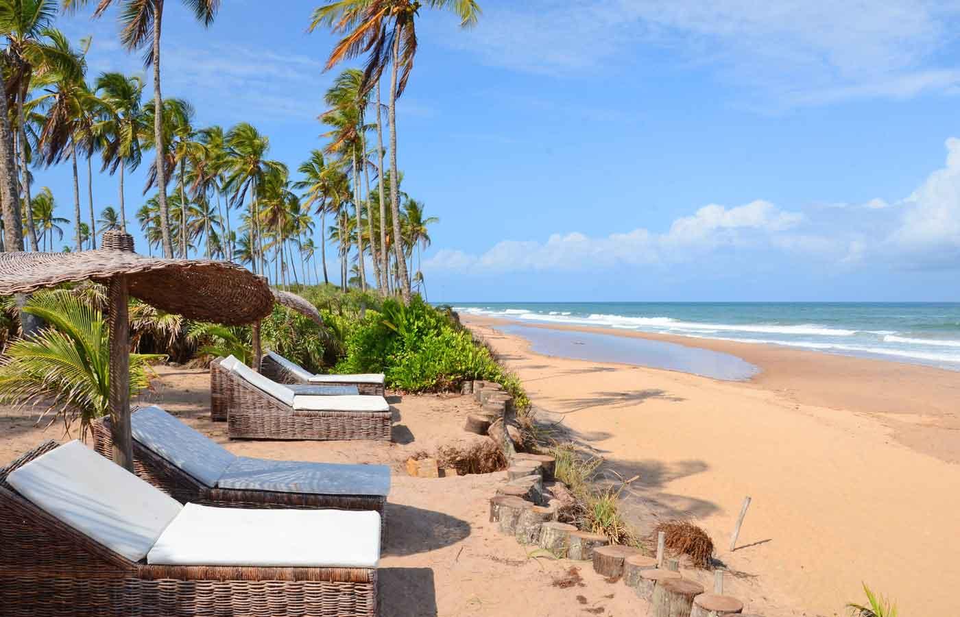 Butterfly House Bahia - Luxury beach holidays in Bahia, Brazil