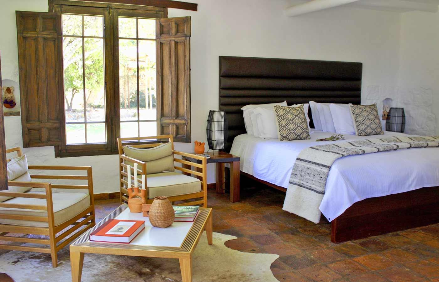 Hotel Casa Terra, Villa de Leyva, Colombia