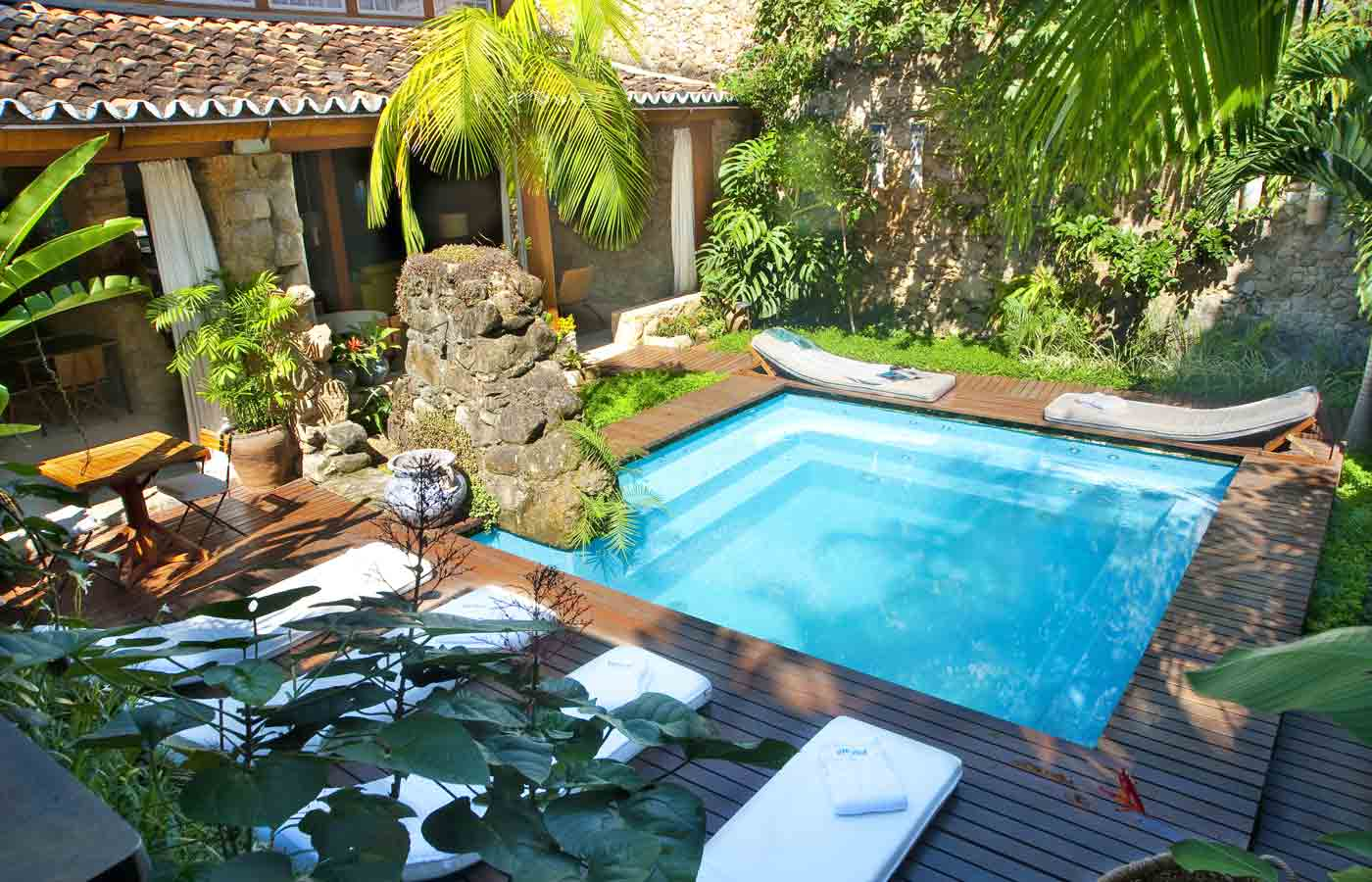Casa Turquesa - Luxury holidays to Paraty, Brazil