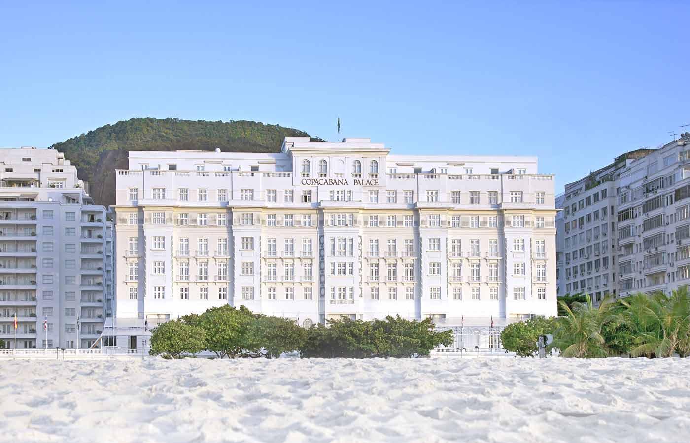 Belmond Copacabana Palace - Luxury holidays to Rio de Janeiro, Brazil