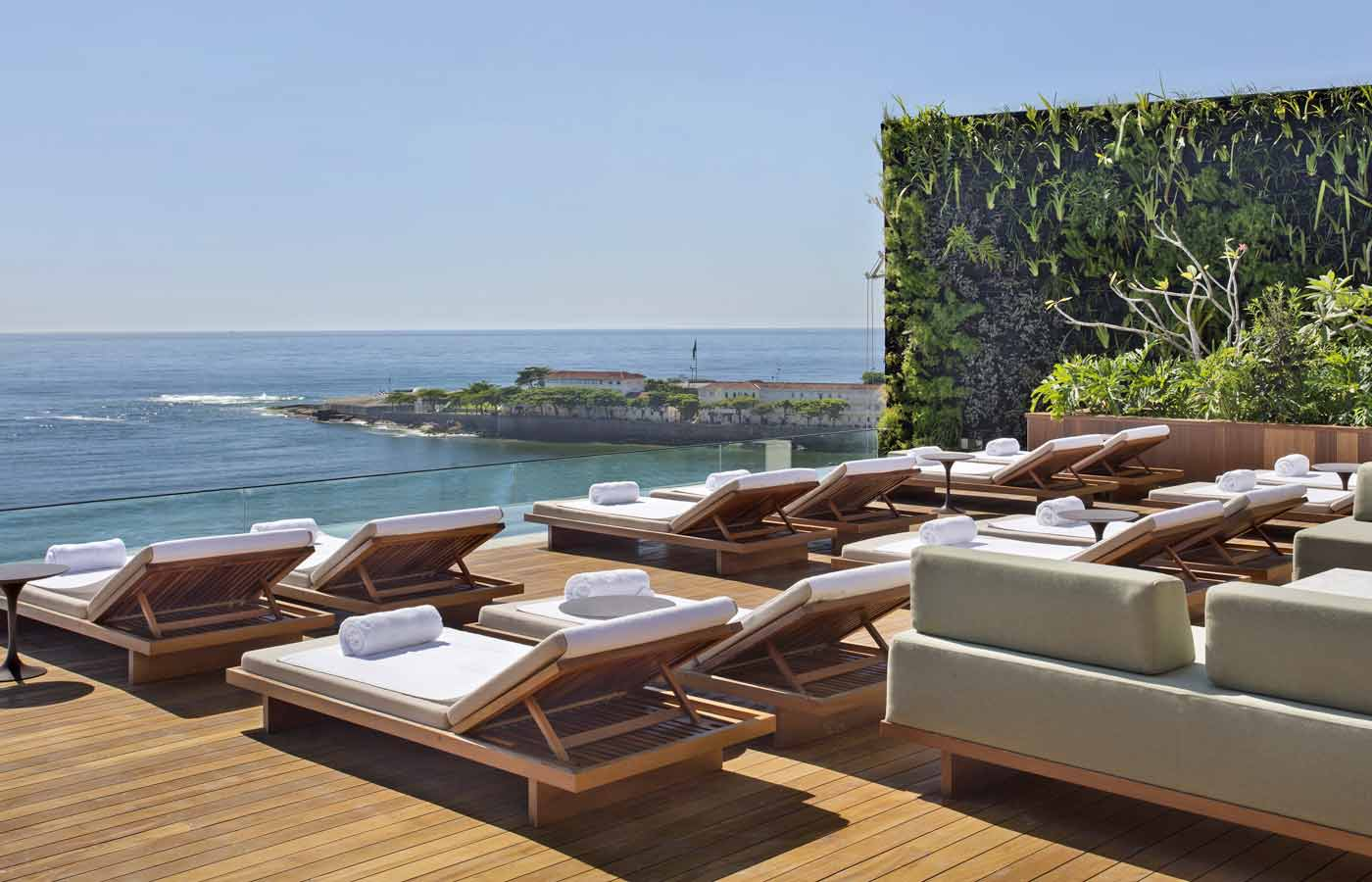 Hotel Emiliano - Luxury holidays to Rio de Janeiro, Brazil