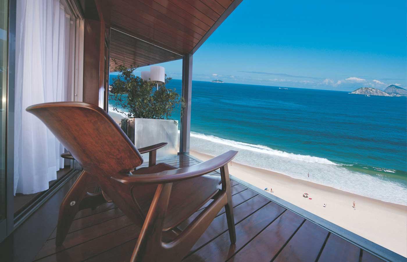 Hotel Fasano - Luxury holidays to Rio de Janeiro, Brazil