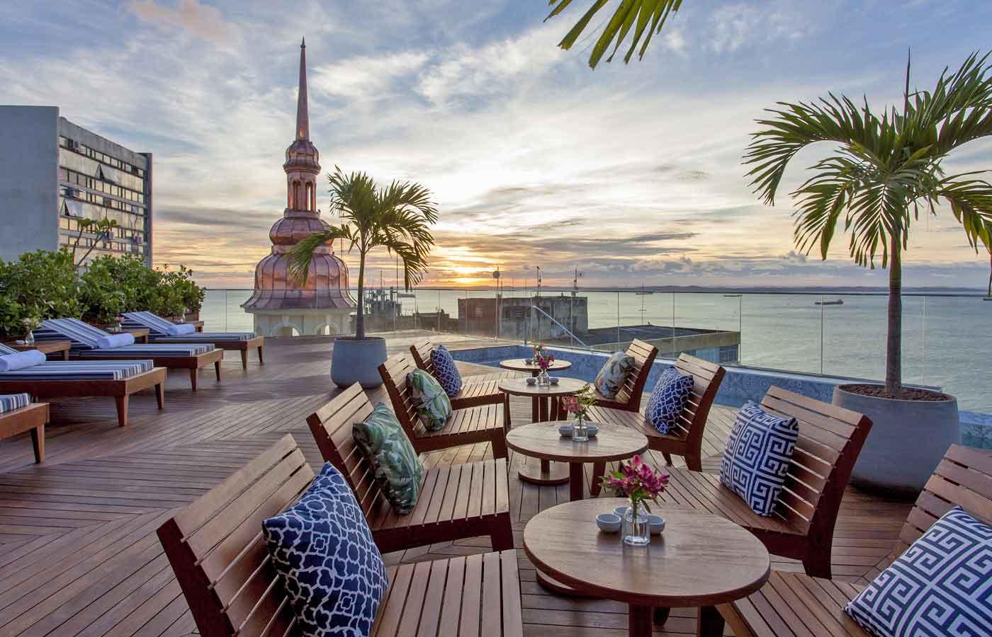 Hotel Fera Palace - Luxury holidays to Salvador, Brazil