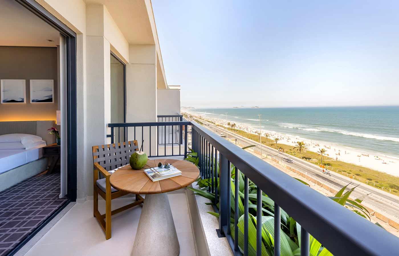 Hotel Grand Hyatt - Luxury holidays to Rio de Janeiro, Brazil