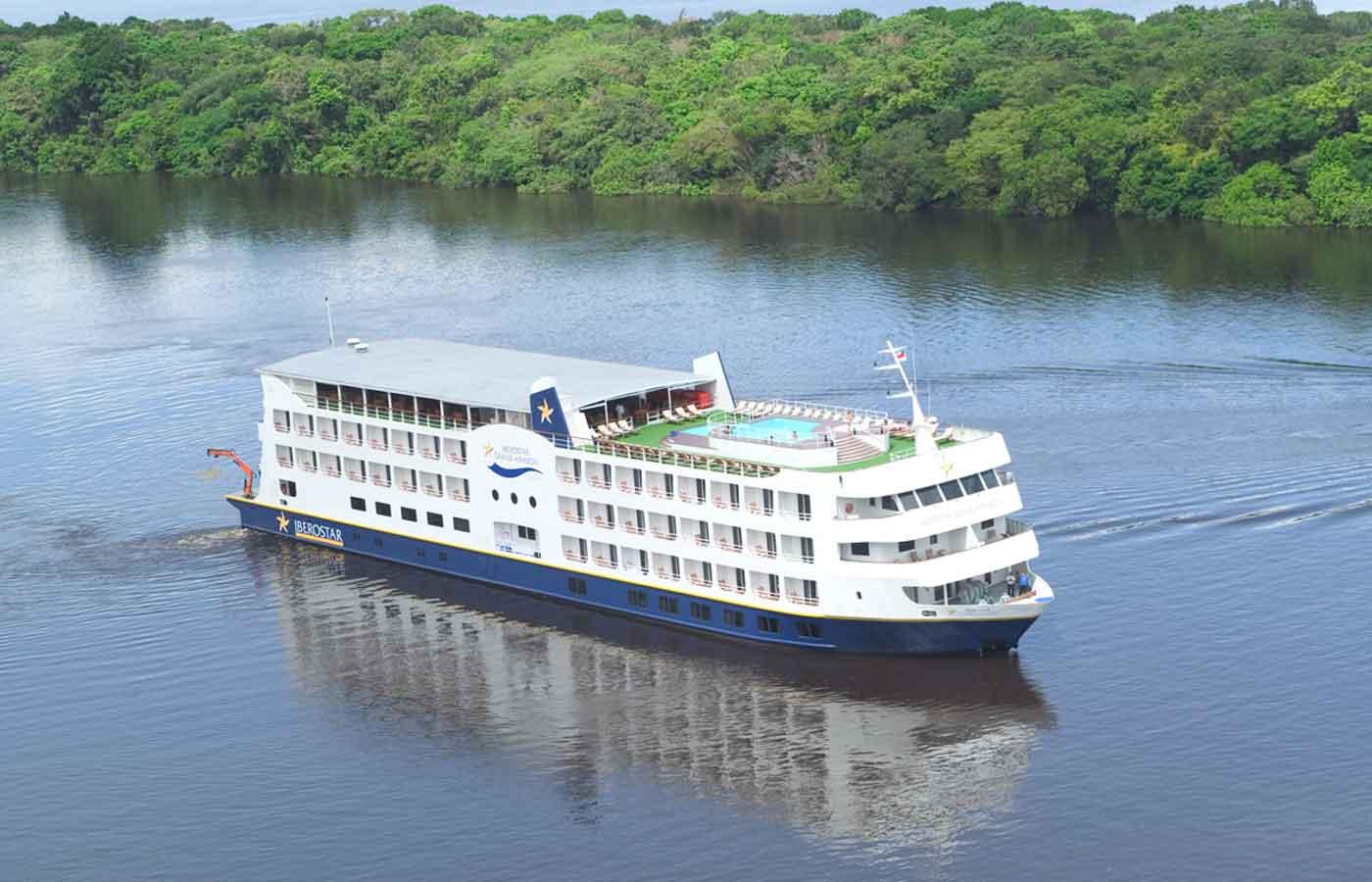 Iberostar Grand Amazon Cruise, Brazil