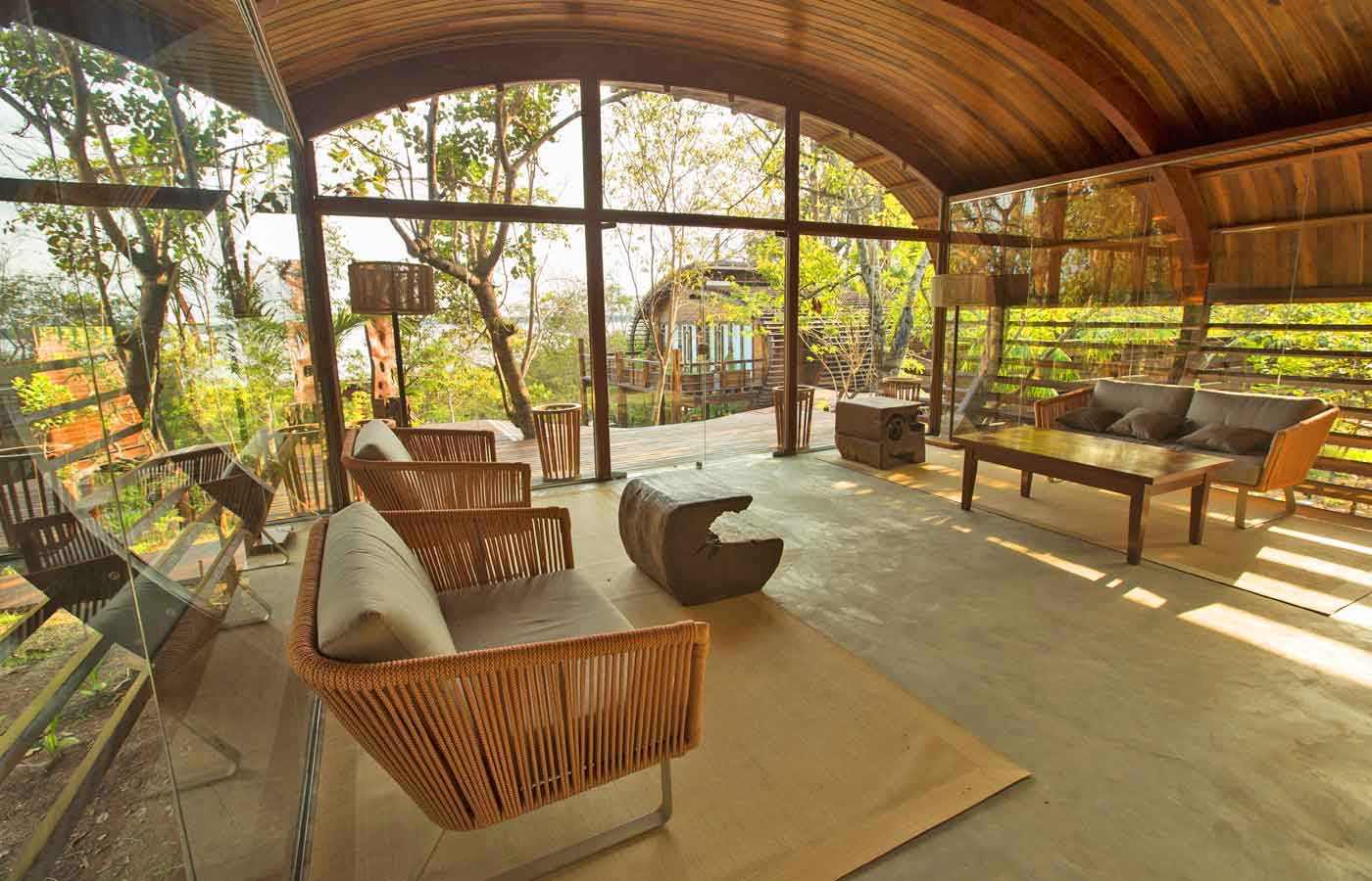 Mirante do Gaviao - Luxury Lodge in the Amazon in Brazil