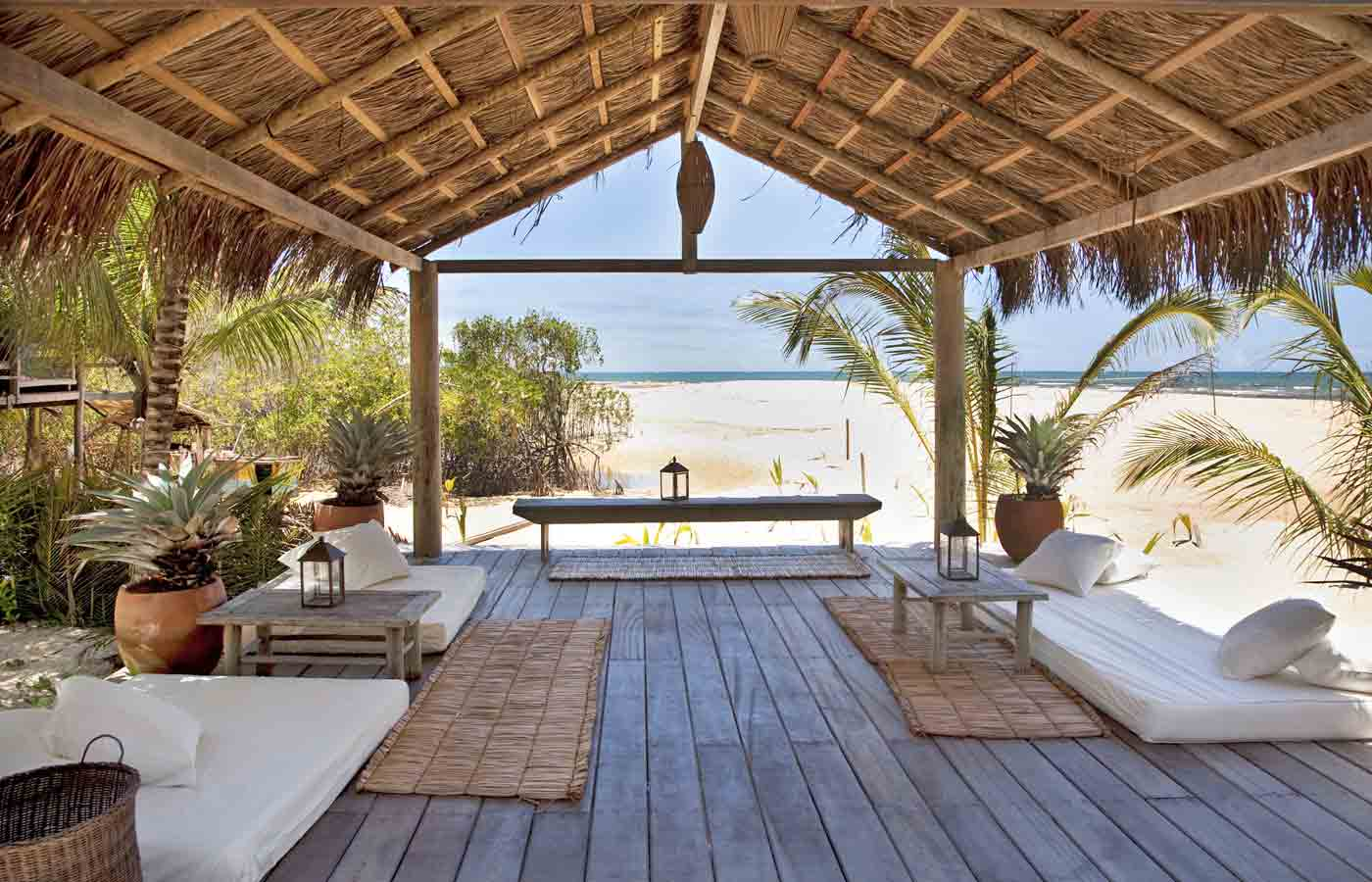 UXUA Casa - Luxury holidays to Trancoso, Brazil