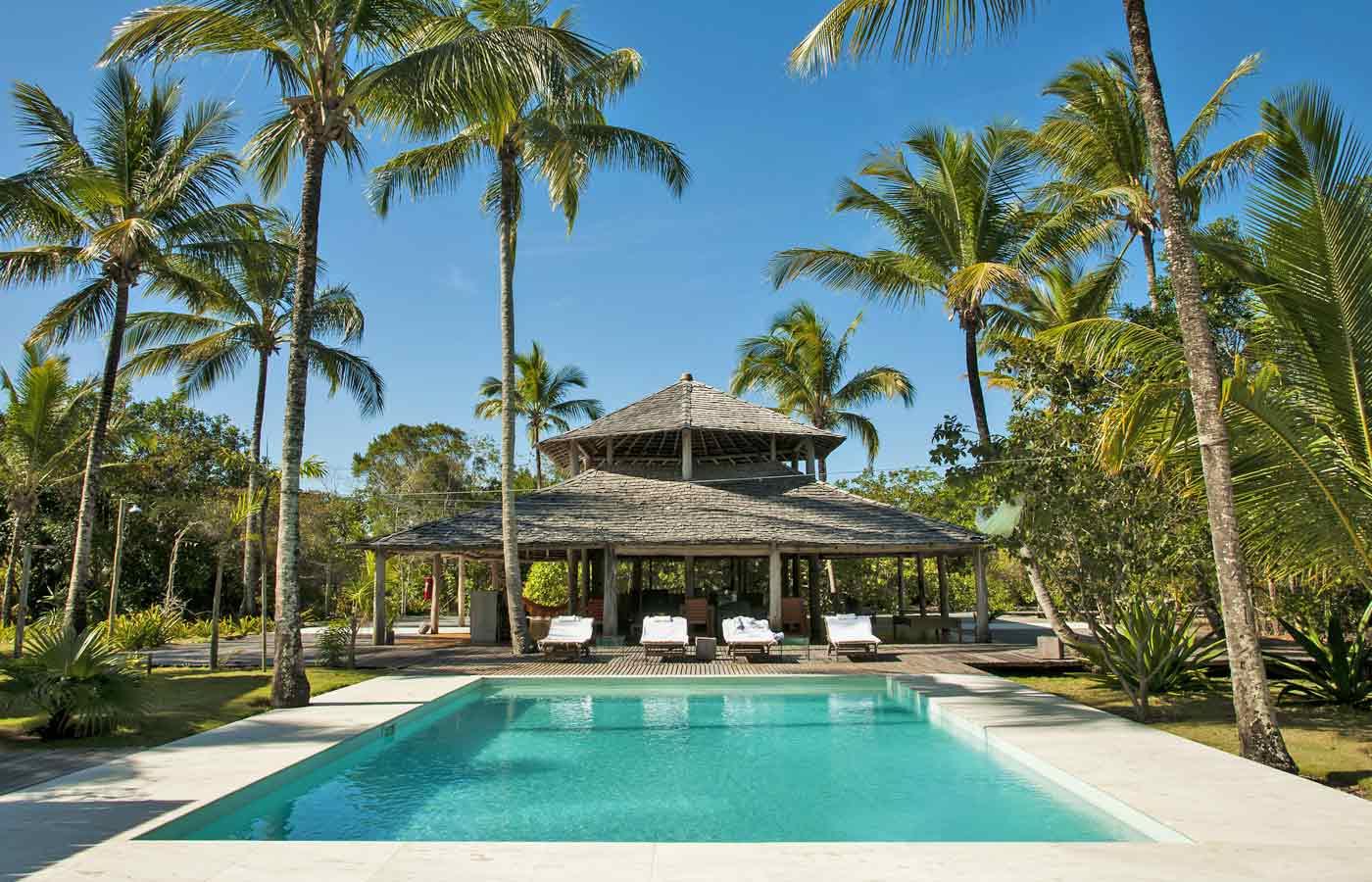 Hotel Vila Naia - Luxury Holidays to Bahia, Brazil