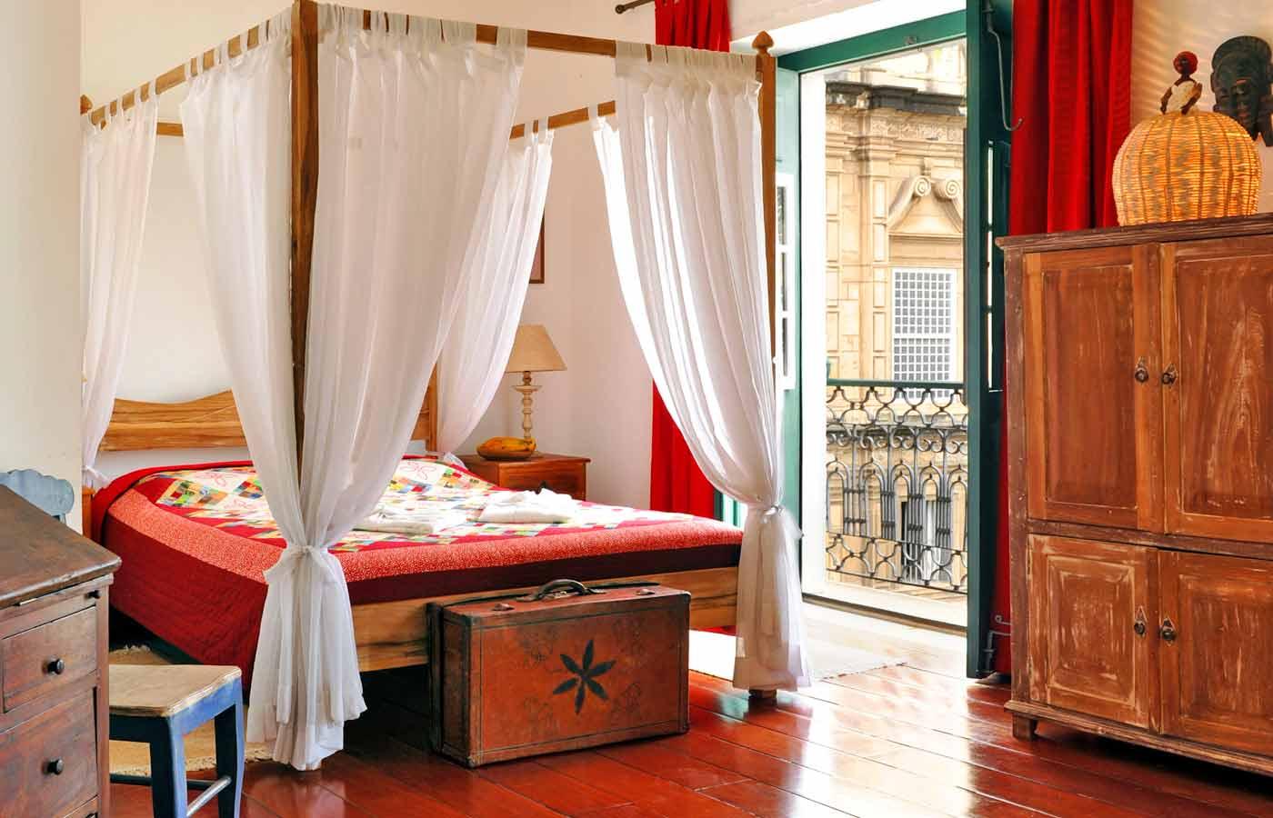 Hotel Villa Bahia - Luxury holidays to Salvador, Brazil