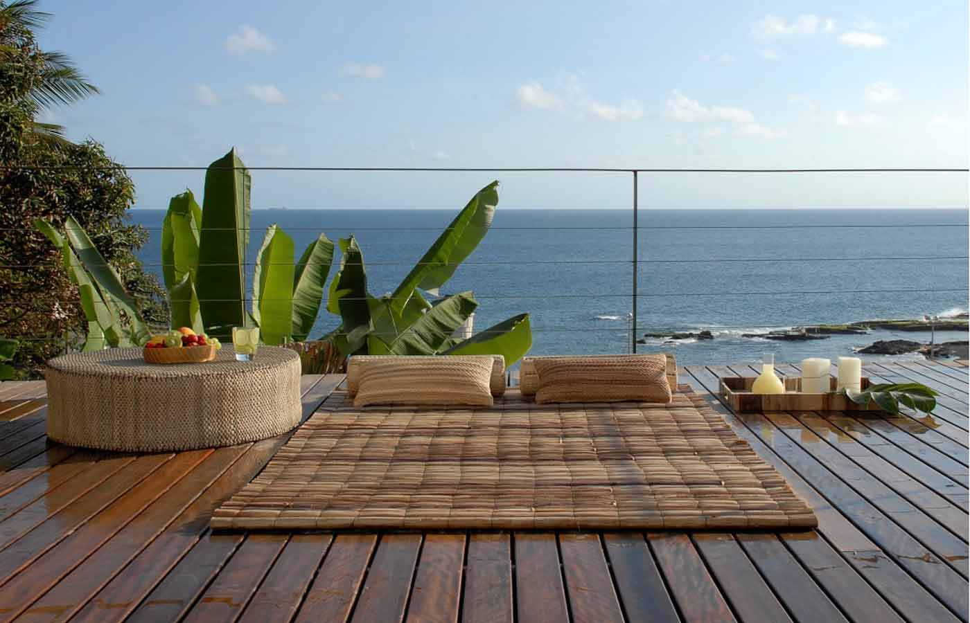 Zank Boutique Hotel - Luxury holidays to Salvador, Brazil