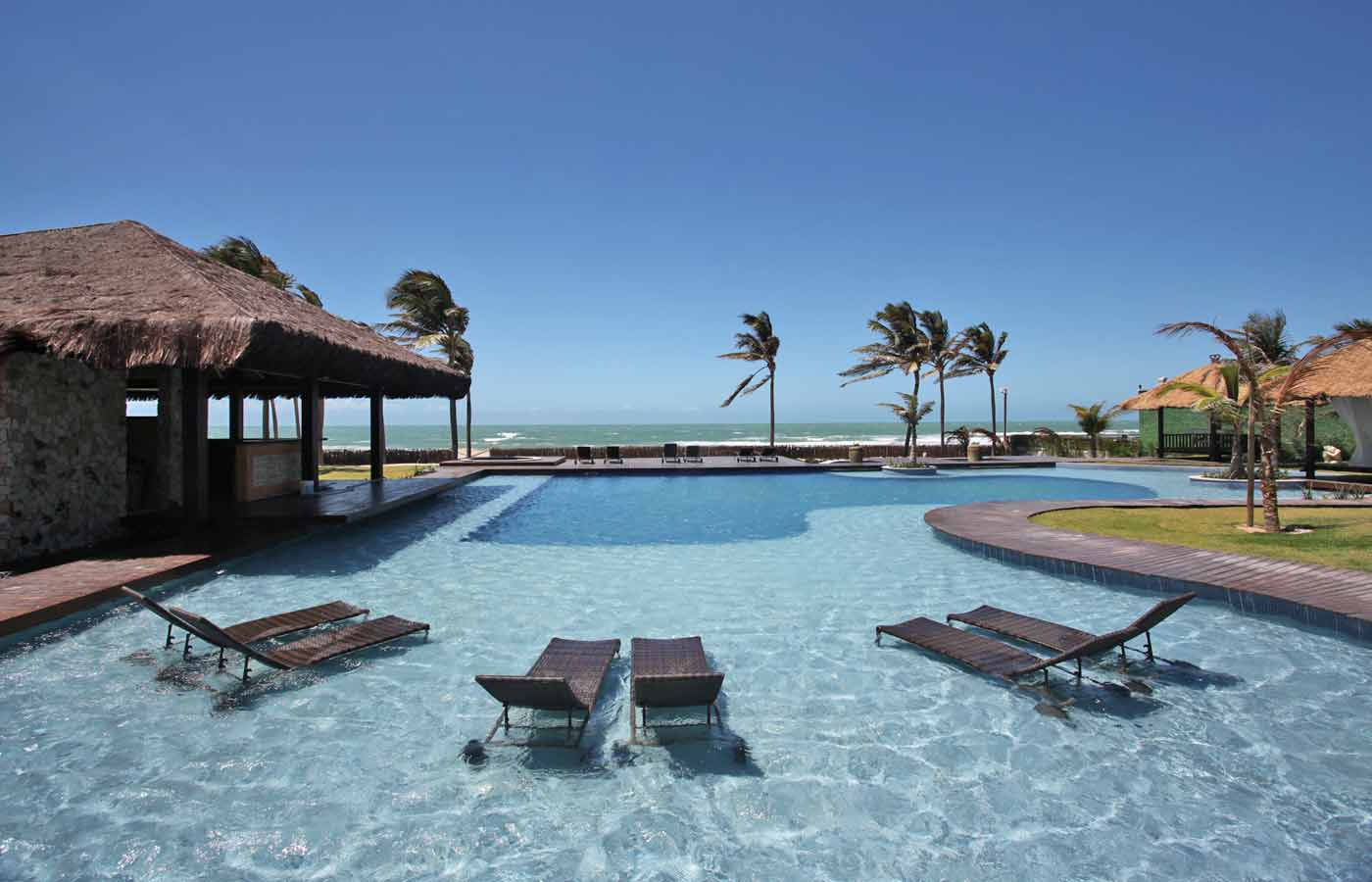 Zorah Beach Hotel - Luxury beach holidays to Brazil