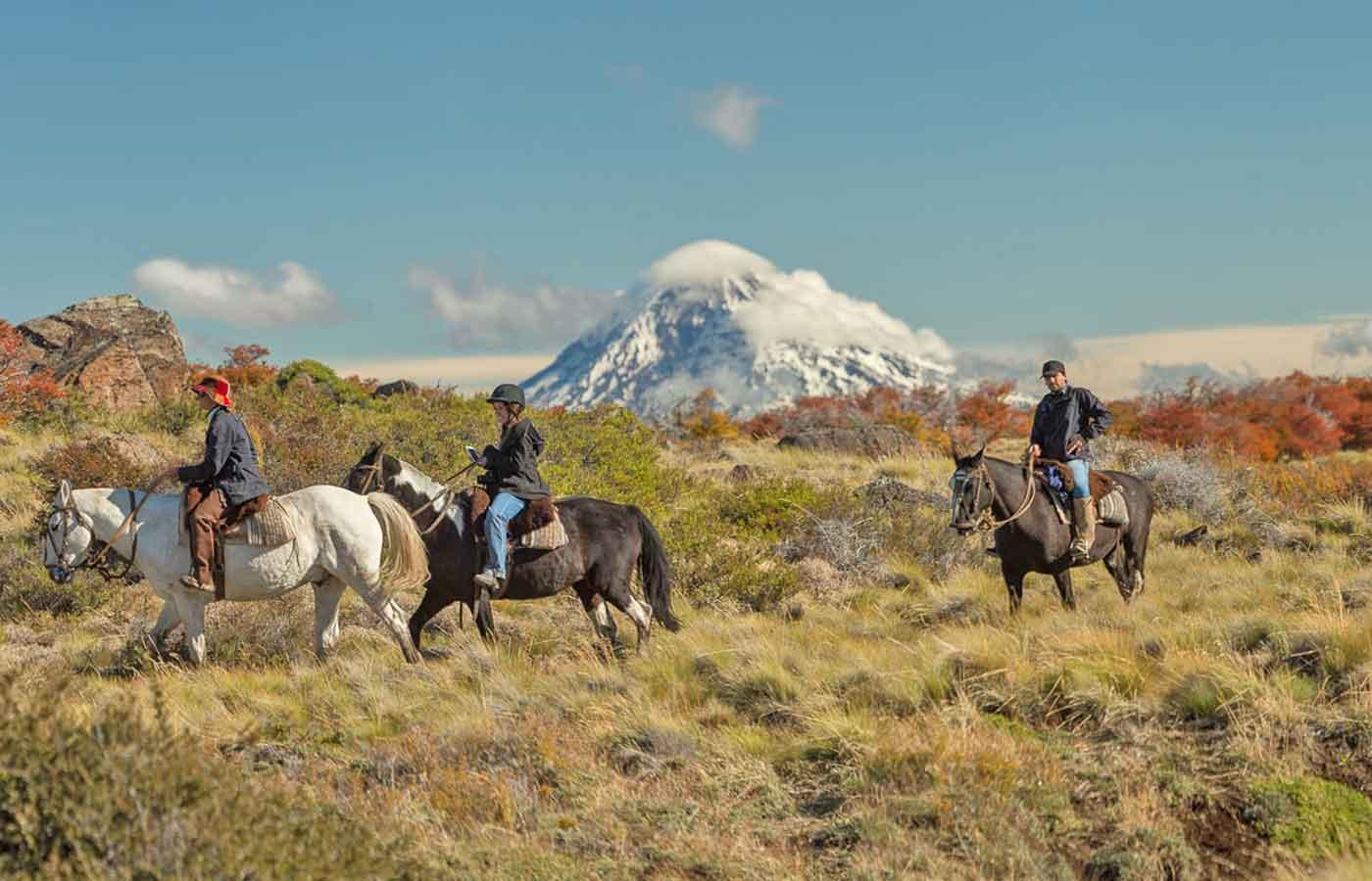 Estancia Caballadas, Patagonia, Luxury riding holidays in Argentina