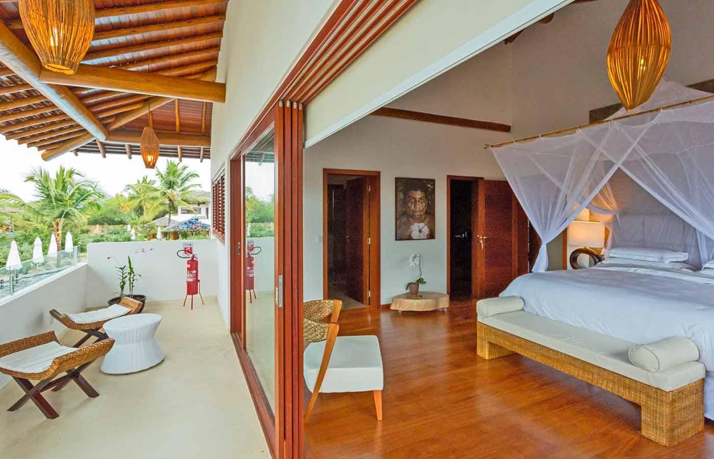 Hotel Campo Bahia - luxury holidays to Bahia Brazil