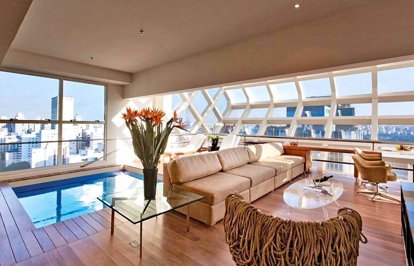 Emiliano Hotel - Luxury holidays to Sao Paulo