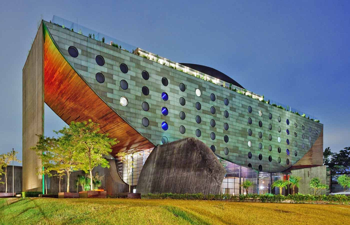 Hotel Unique - Luxury holiday to Sao Paulo, Brazil