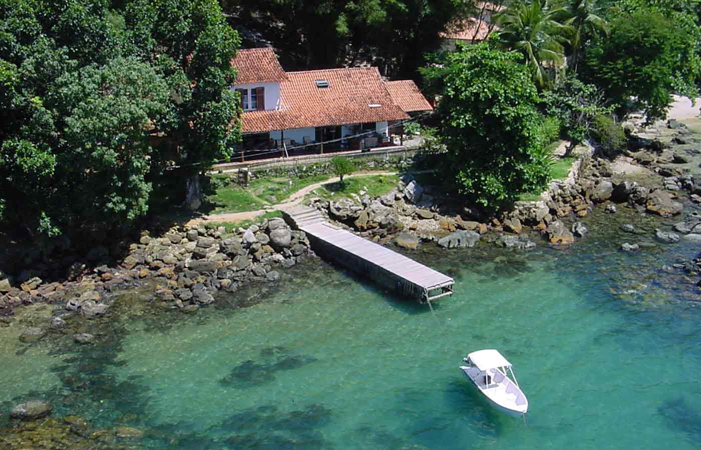 Sagu Mini Resort - Luxury holiday to Ilha Grande, Brazil
