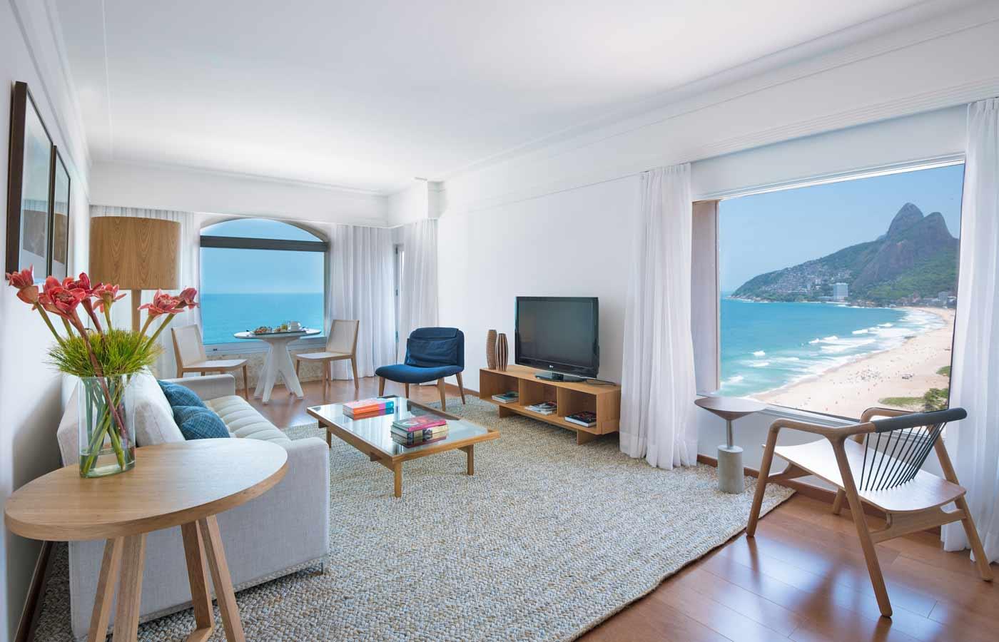 Sofitel Ipanema - Luxury holidays to Rio de Janeiro, Brazil