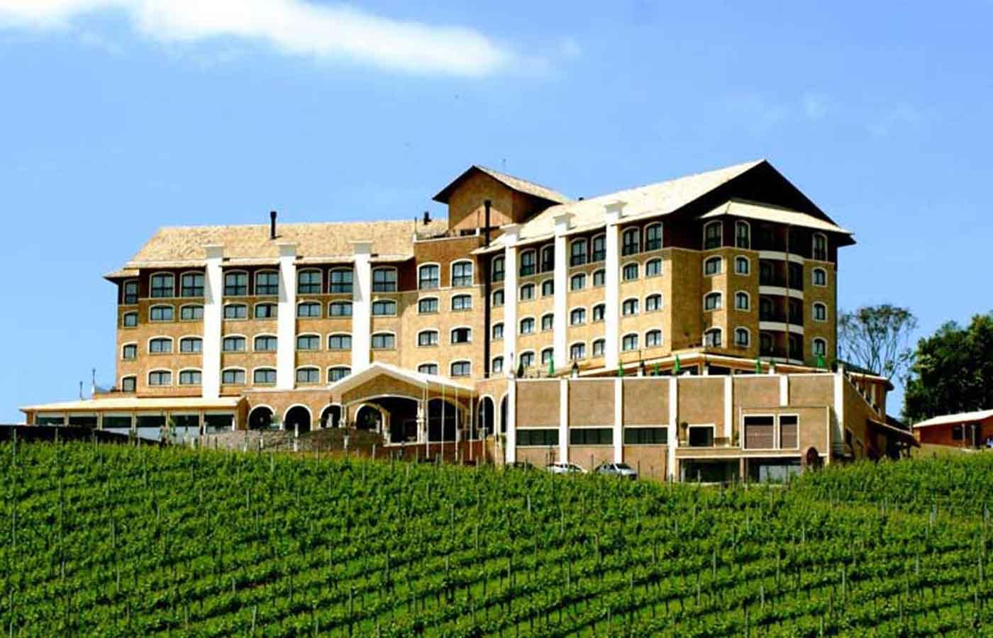 Hotel Spa do Vinho - Wine holidays to Brazil