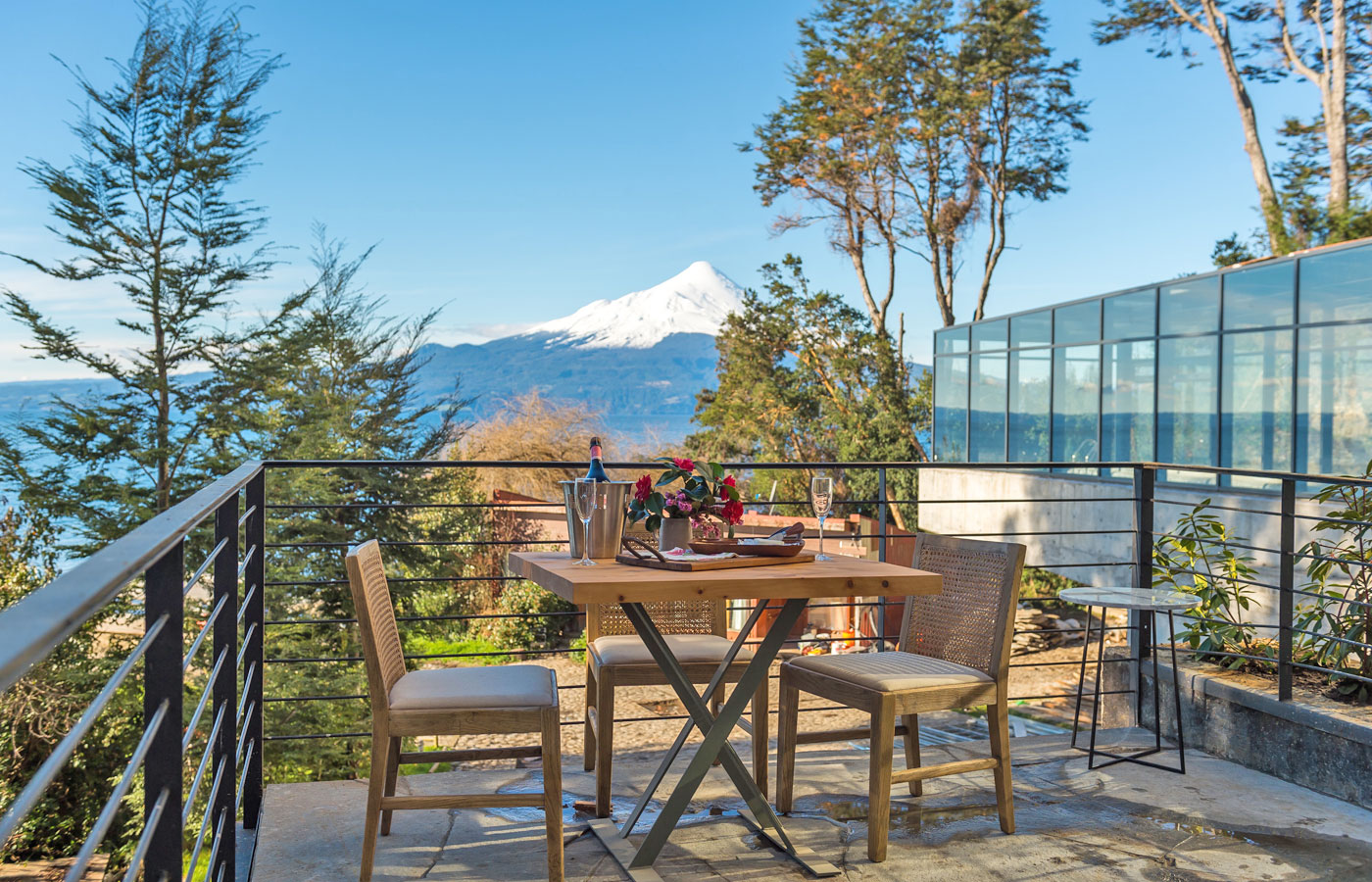 Hotel AWA, Luxury hotel in Puerto Varas, Chile