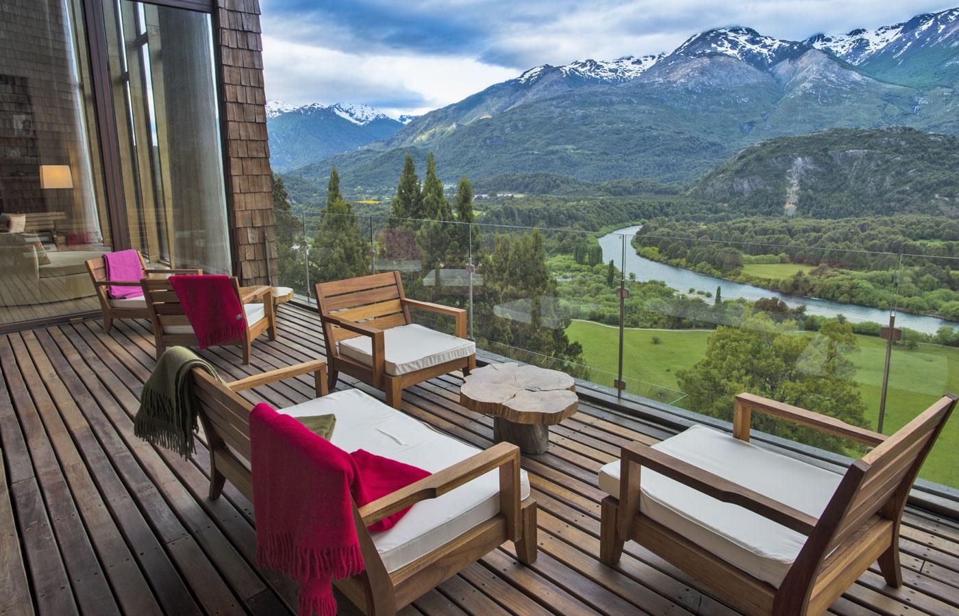 Uman Lodge, Luxury lodge, Patagonia, Chile