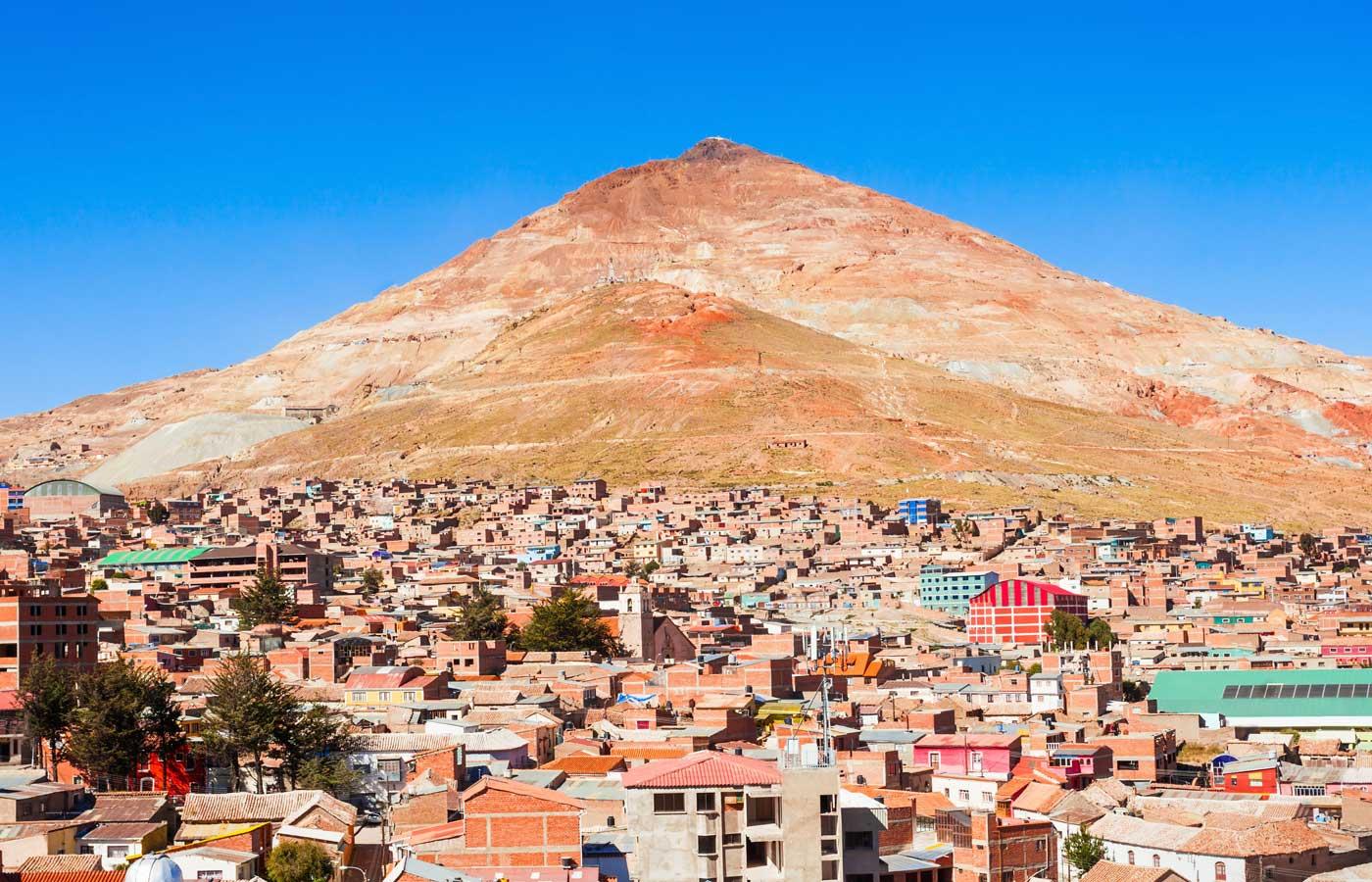 Bolivian Potosi