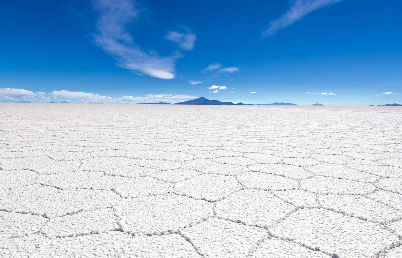 Luxury holidays to the Bolivian Salt Flats