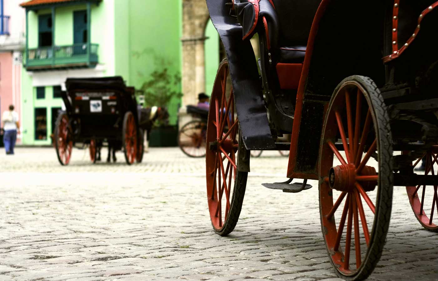 Cuba Carriage